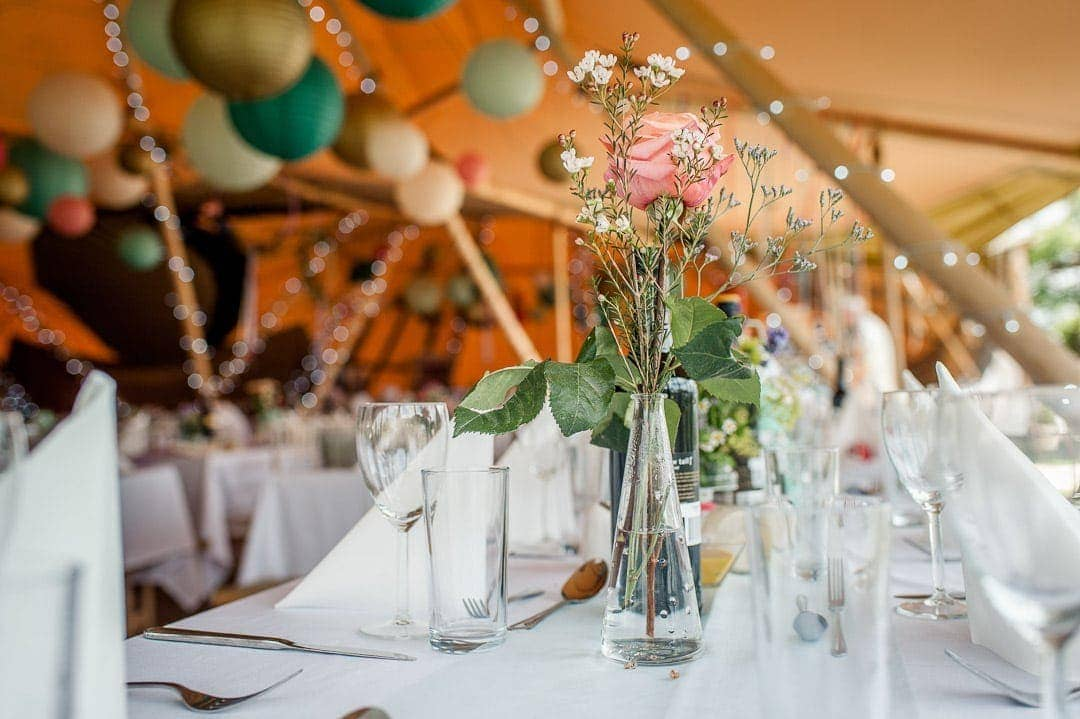 10 Tipi Wedding Venues in Warwickshire