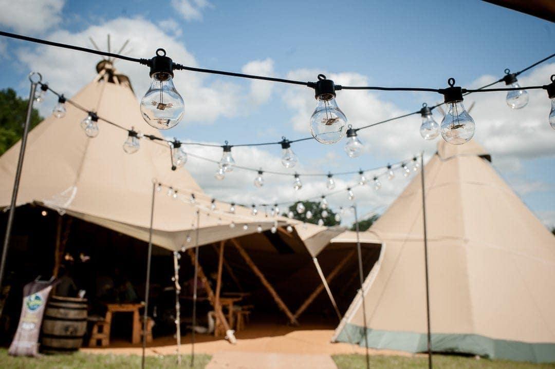 Tipi Wedding Venues Warwickshire
