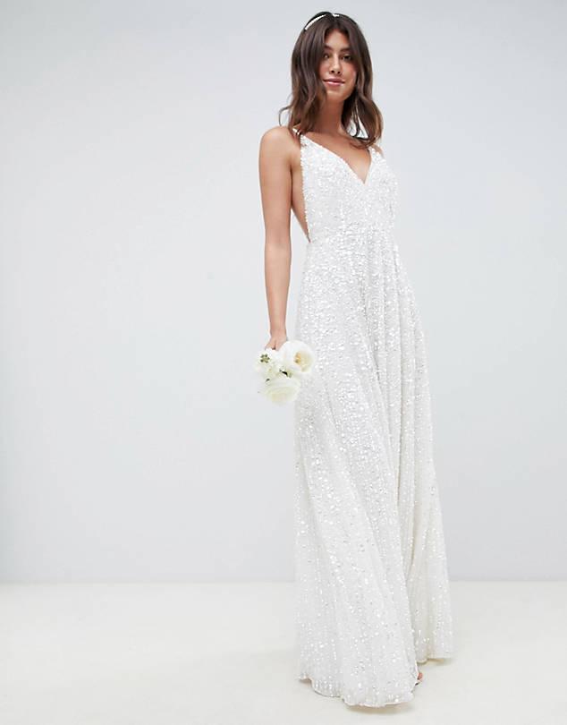 elopement wedding dress
