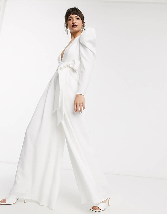 elopement wedding outfit