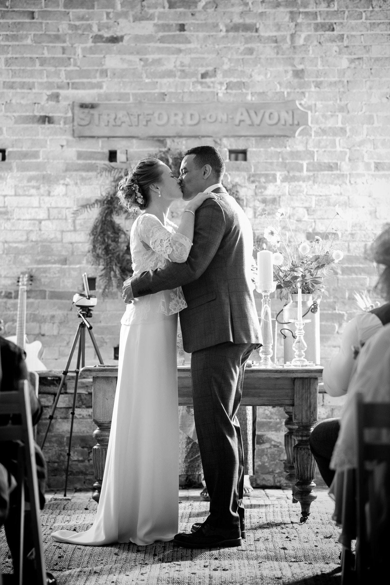 Humanist Wedding Warwickshire