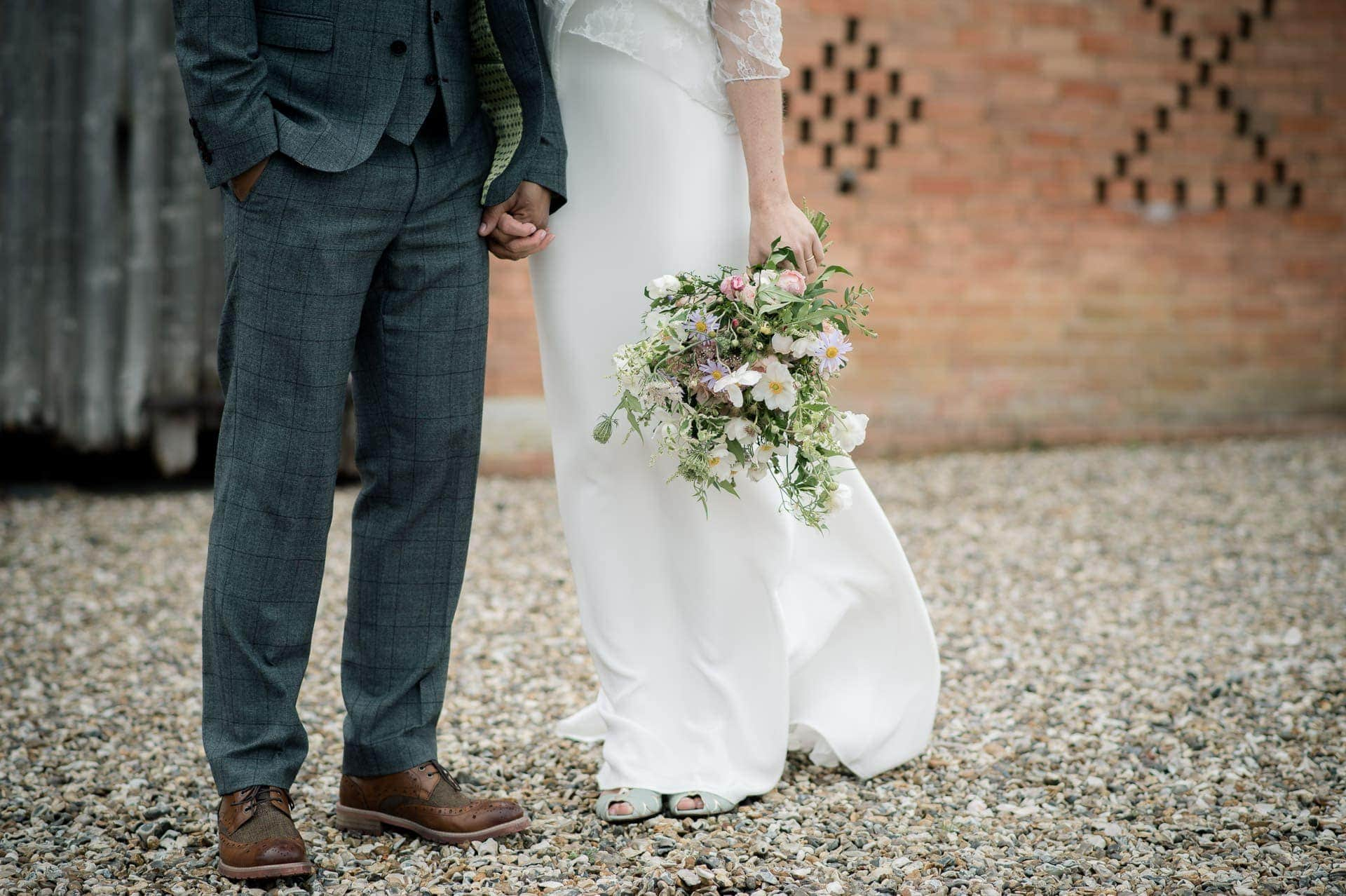DIY Warwickshire Wedding