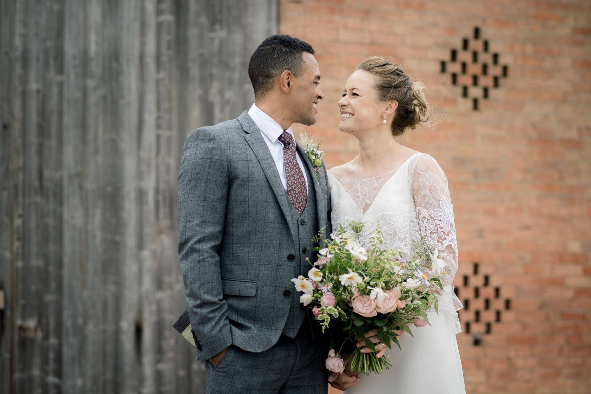 DIY Warwickshire Wedding