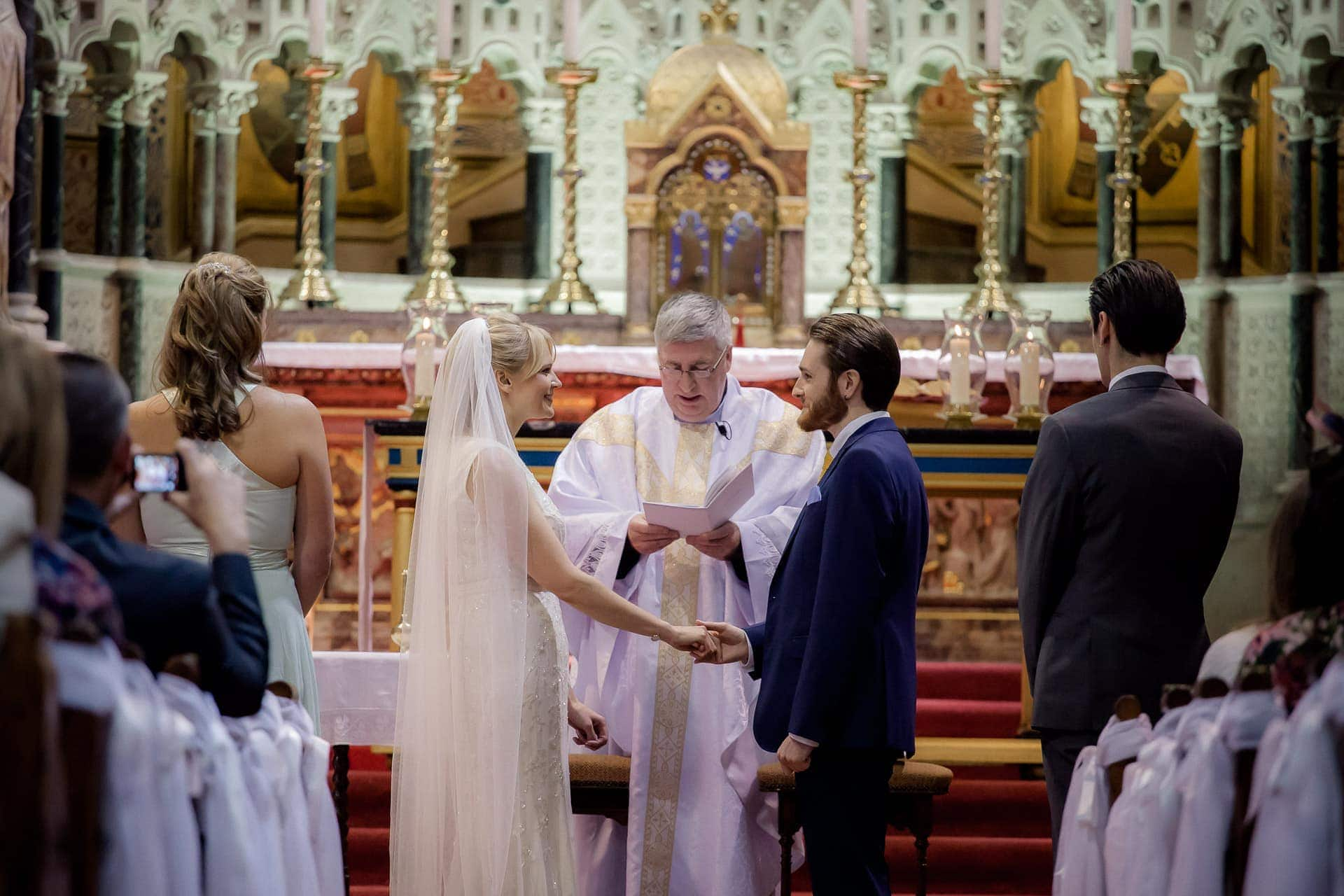 St Peter's Church Wedding Photography