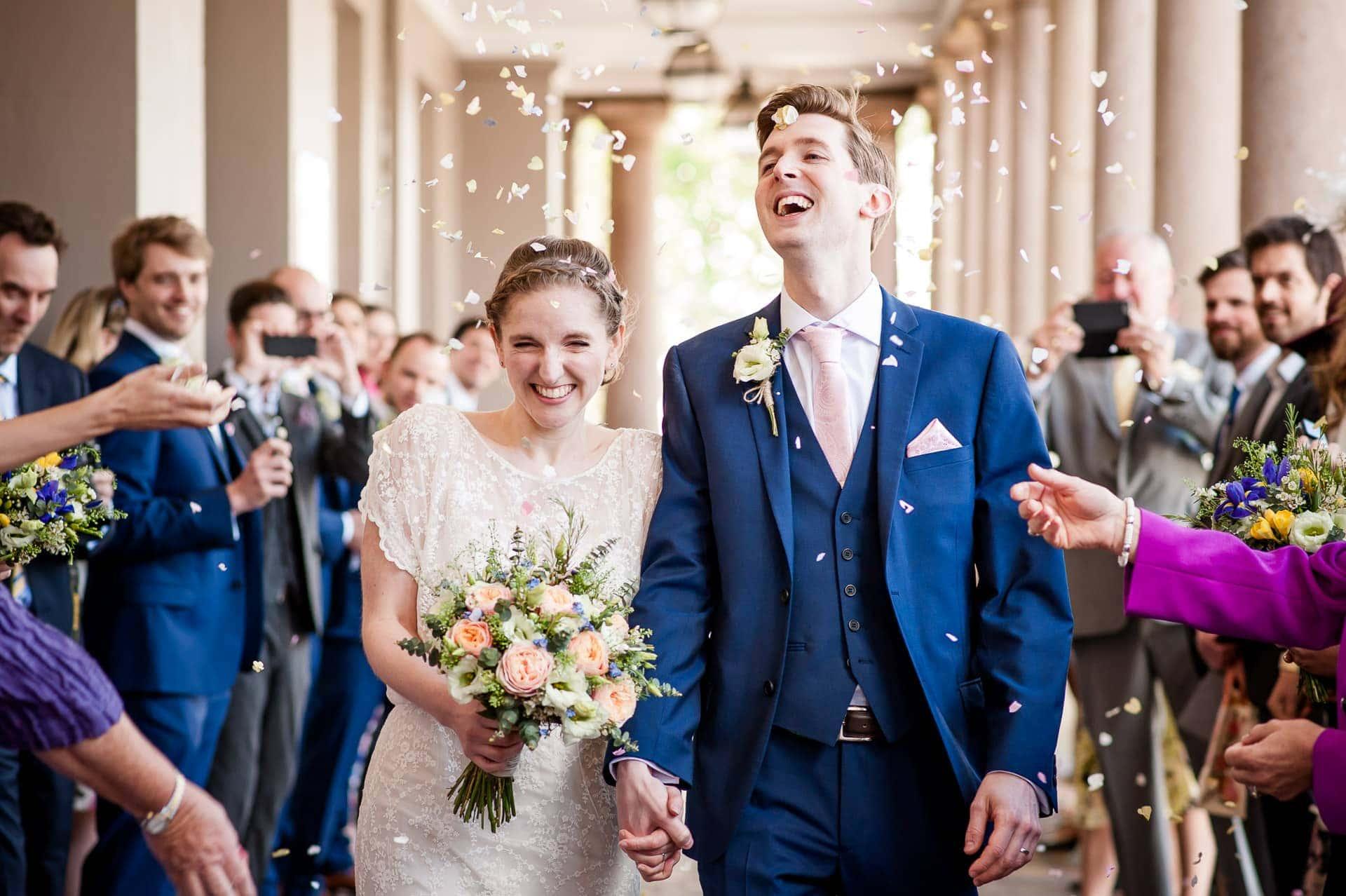 Wedding Confetti Photos