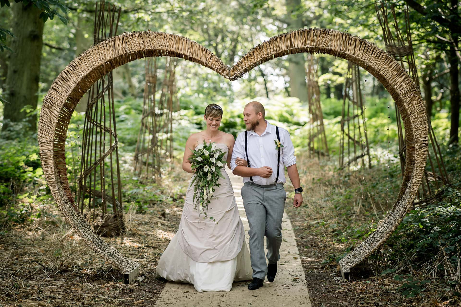 Wildwood Bluebell Wedding Photography