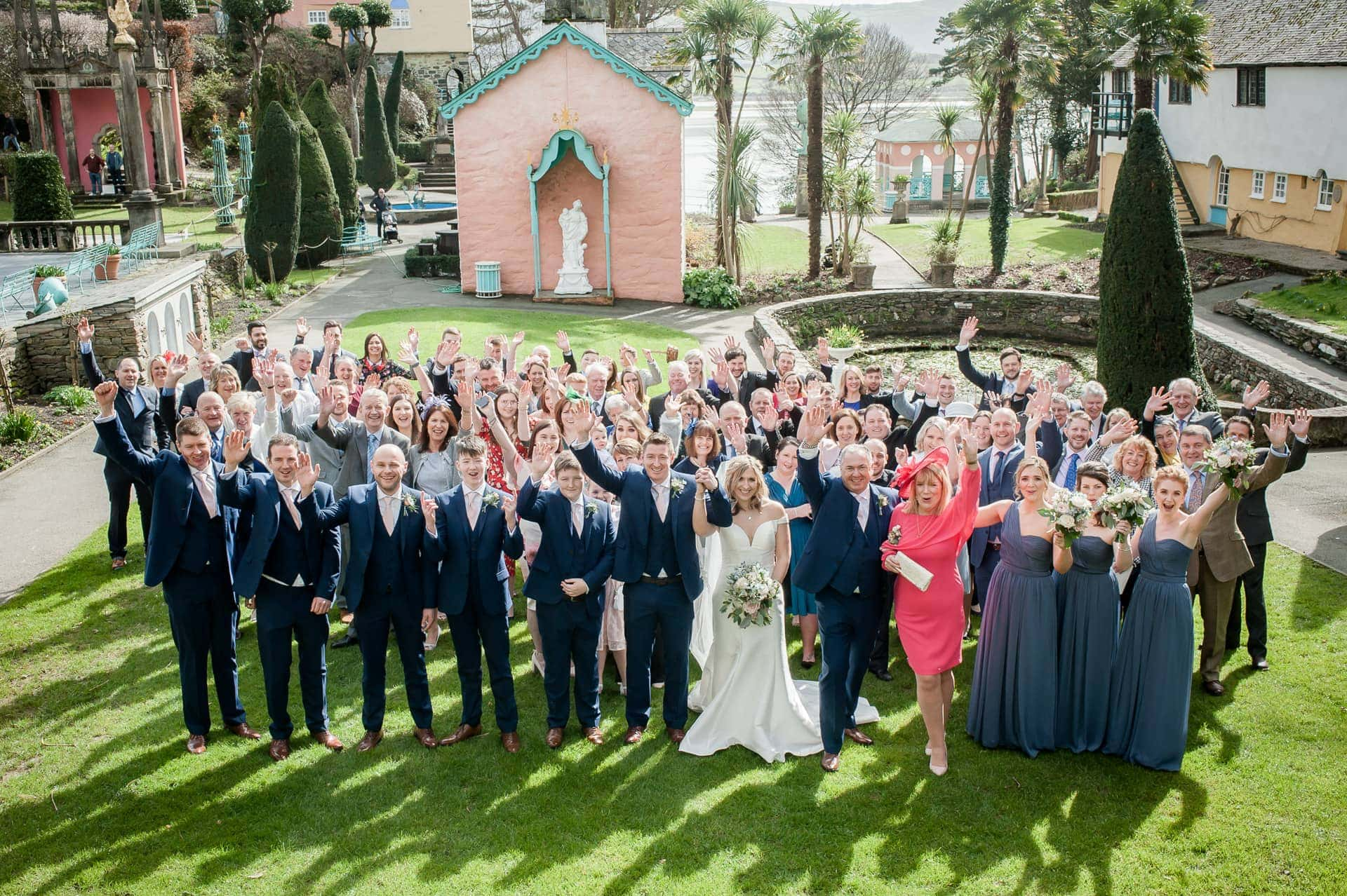 Portmeirion Wedding Photography