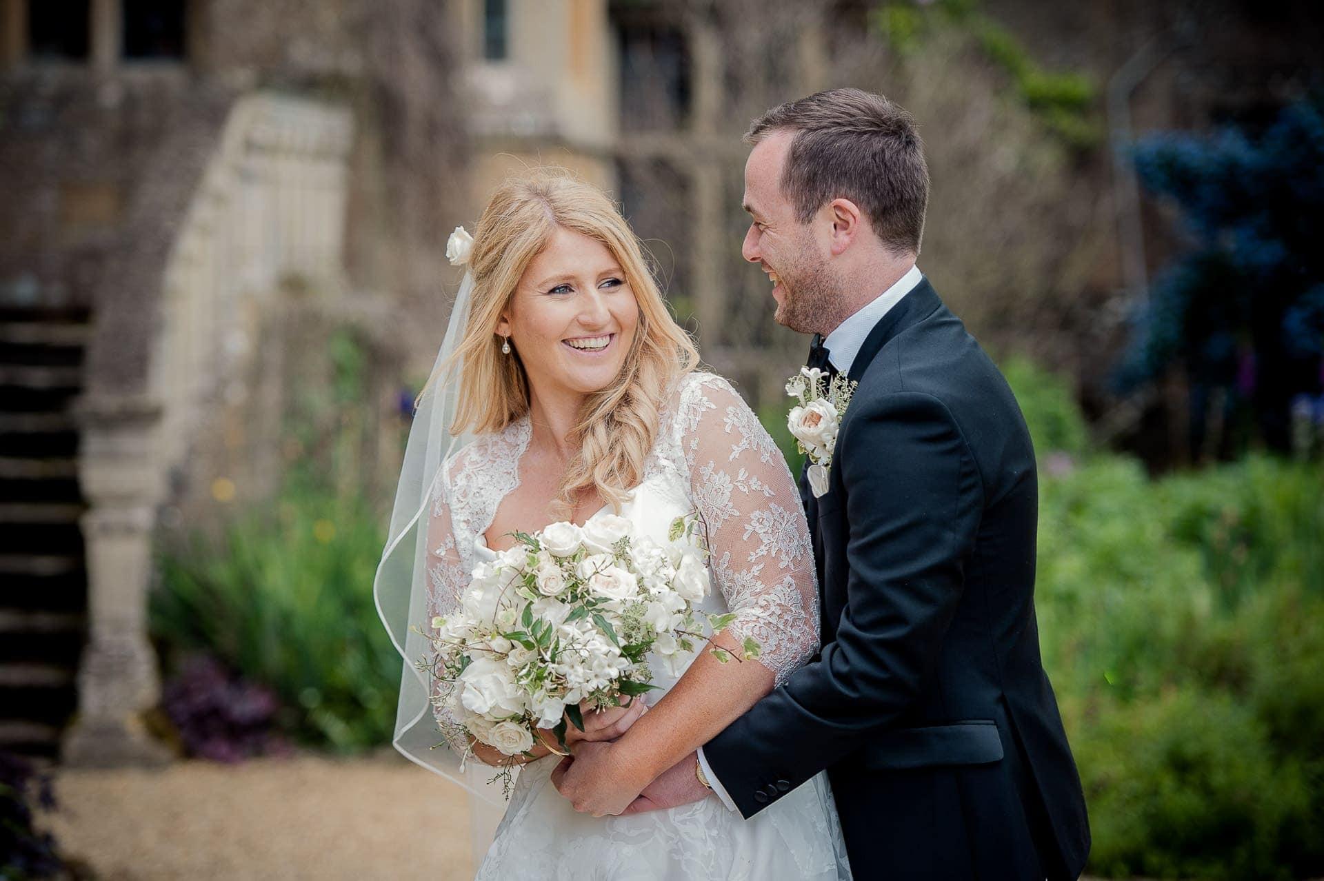 Sudeley Castle Wedding Photography