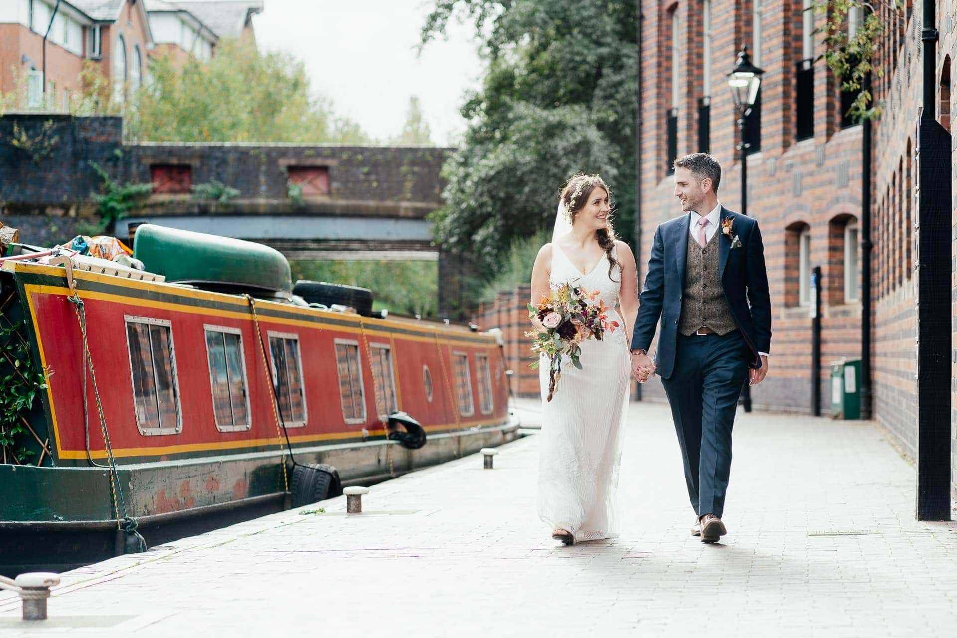 Birmingham Small Wedding Photography | Catrin + Daniel