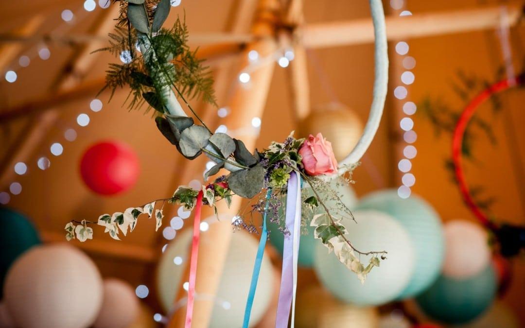 10 Tipi Wedding Venues in Warwickshire