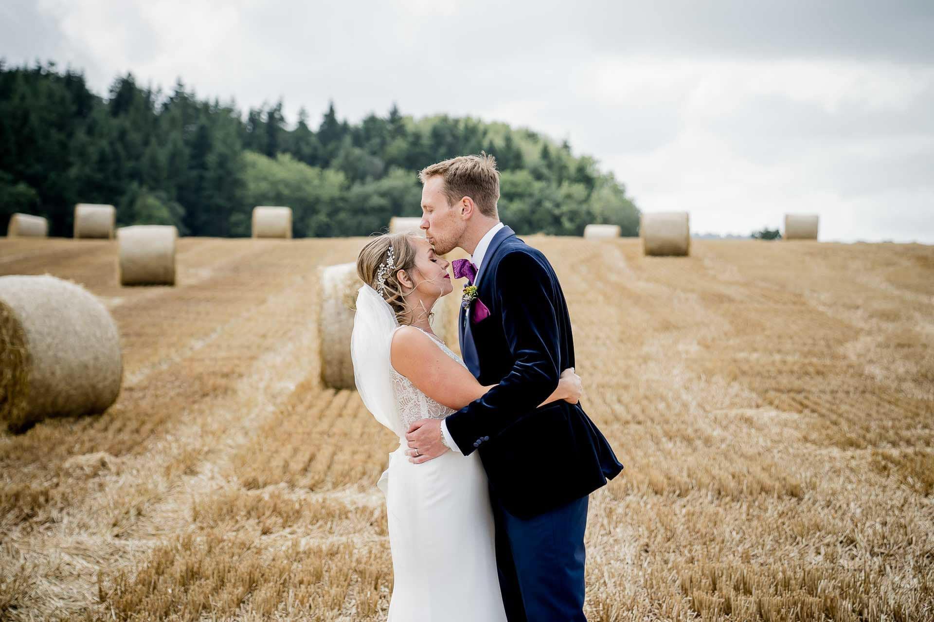 Huntlands Farm B&B Yurt Wedding | Amy + Chris