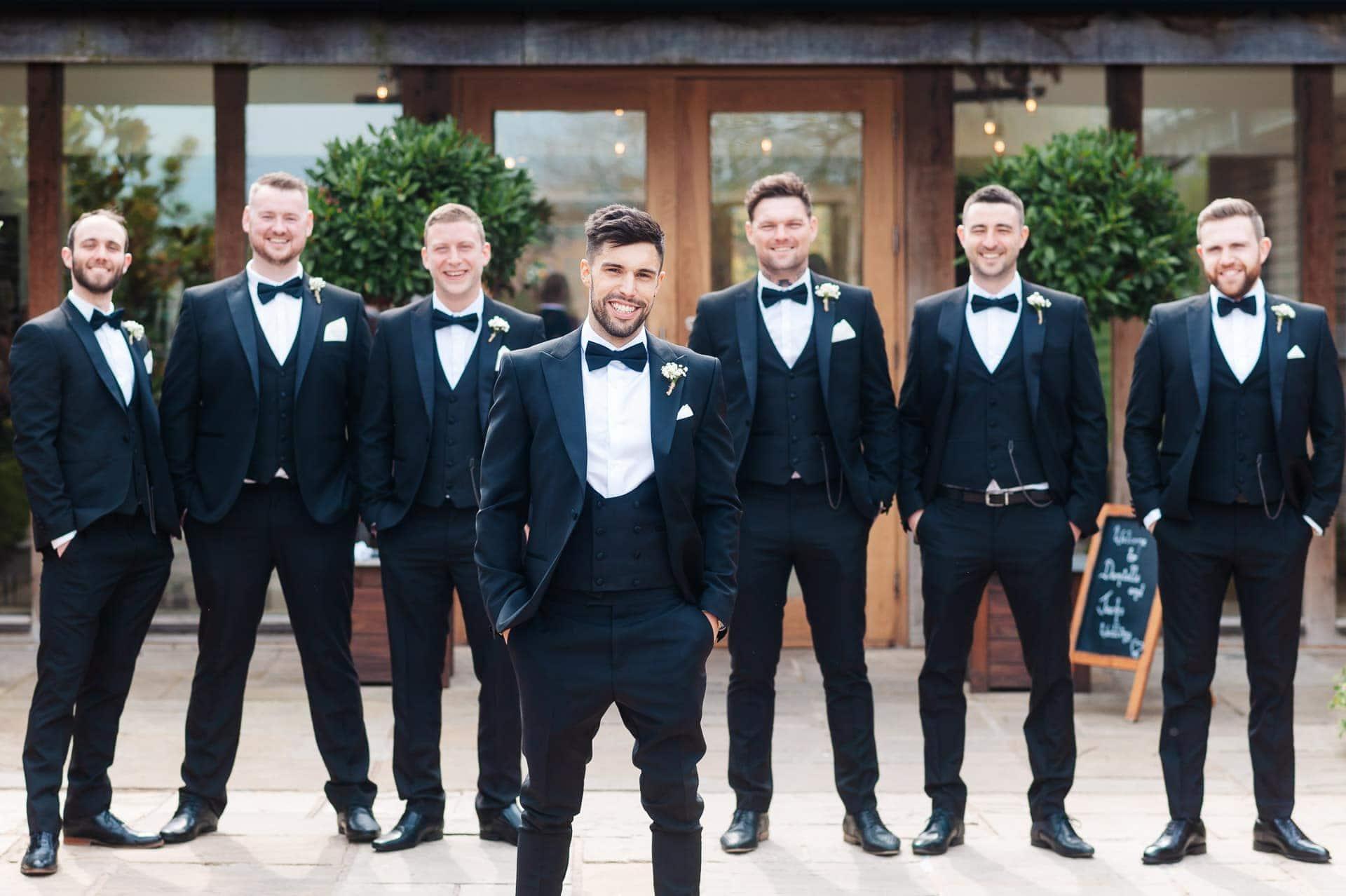 Mythe Barn Wedding Photography
