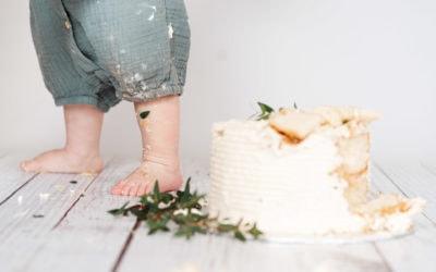 Cake Smash | Frankie is One